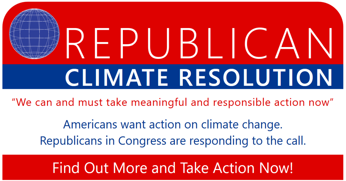 Republican Climate Resolution - Citizens' Climate Lobby